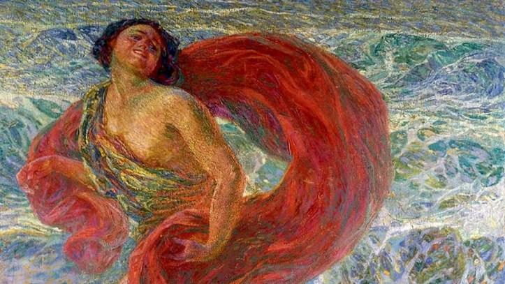 Isadora Duncan mostra Firenze