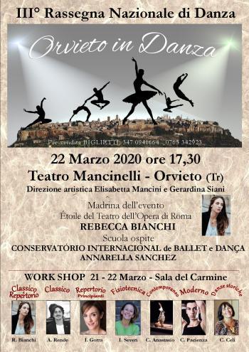 Orvieto in Danza 2020