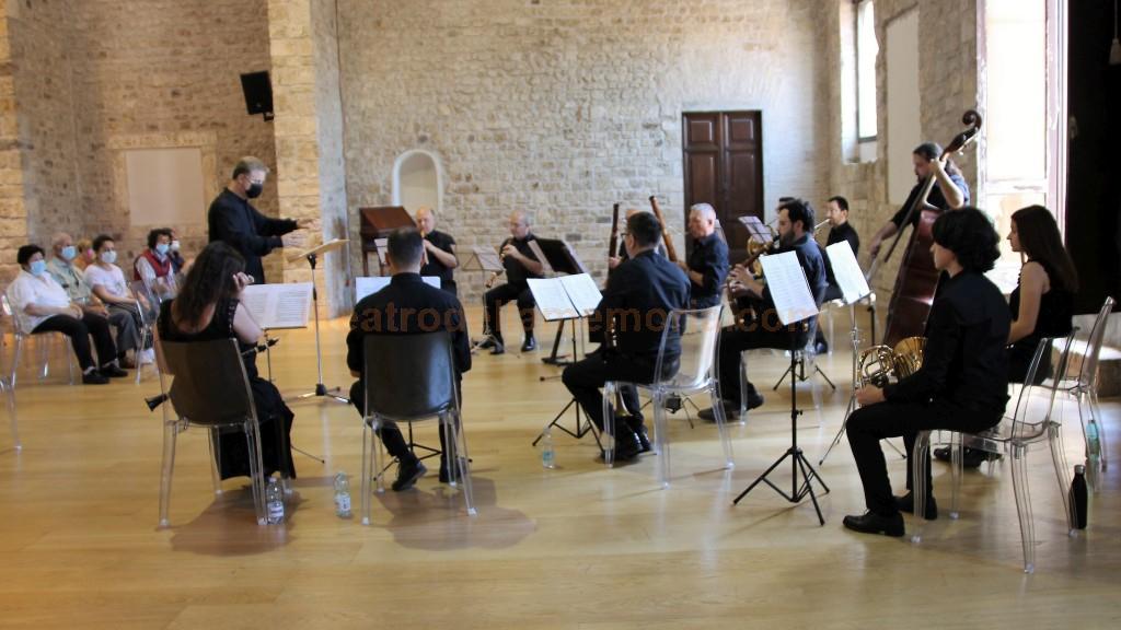 Mozart Gran Partita Frosinone