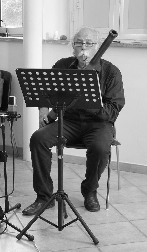 Andrea Toschi fagotto classico