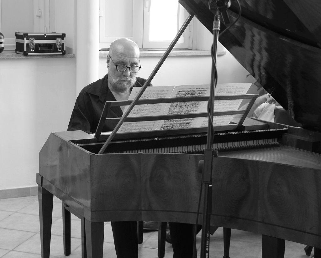 Paolo Tagliapietra Fortepiano