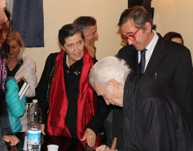 Presentazione libro di A. Testa su Nureyev