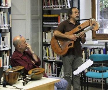 Mandolini a Montemerano