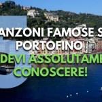 Canzoni di Portofino