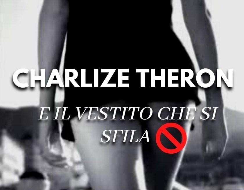 Charlize Theron spot Martini