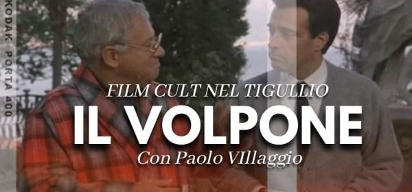 Paolo Villaggio, Enrico Montesano, il Volpone film