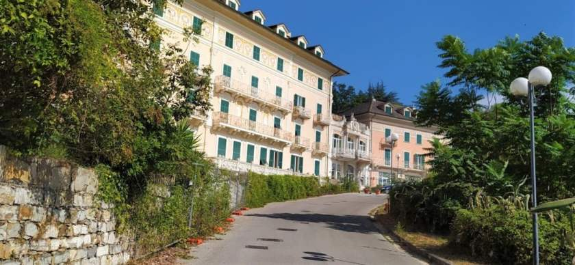 Portofino Kulm, Ruta di Camogli
