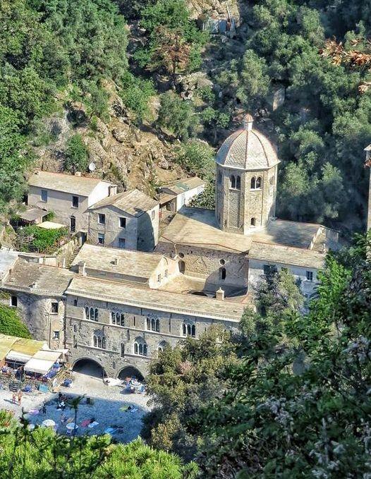 Abbazia di San Fruttuoso di Capodimonte, a Camogli