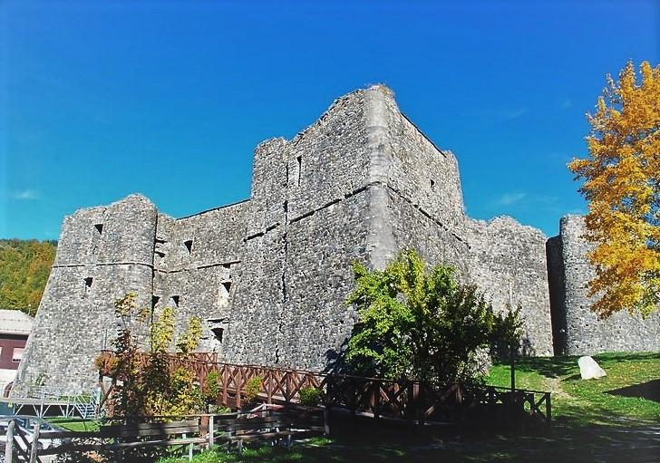 Santo Stefano d'Aveto, Castello Malaspina