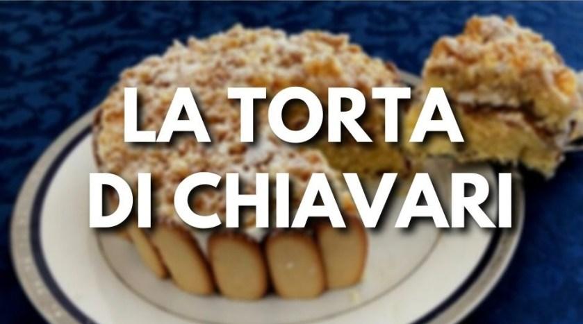 Chiavari, Torta di Chiavari