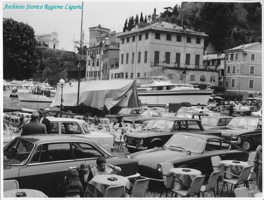 Piazzetta di Portofino, 1968