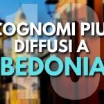 Bedonia