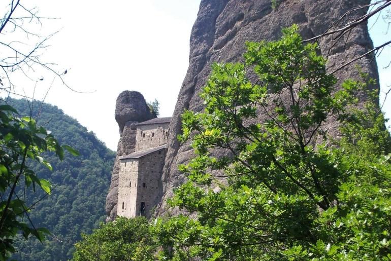 Castello della Pietra, Vobbia