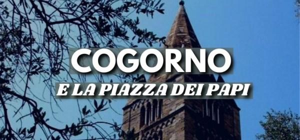 Cogorno, Piazza dei Papi