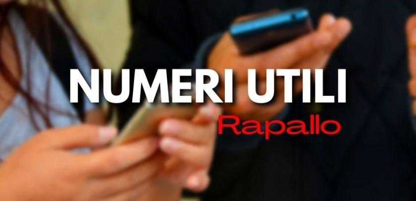 Numeri utili Rapallo
