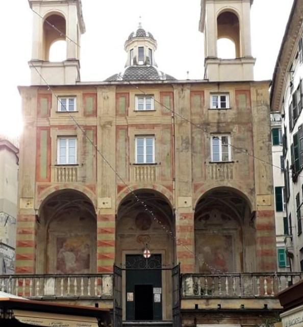 Genova, Chiesa di San Pietro in Banchi