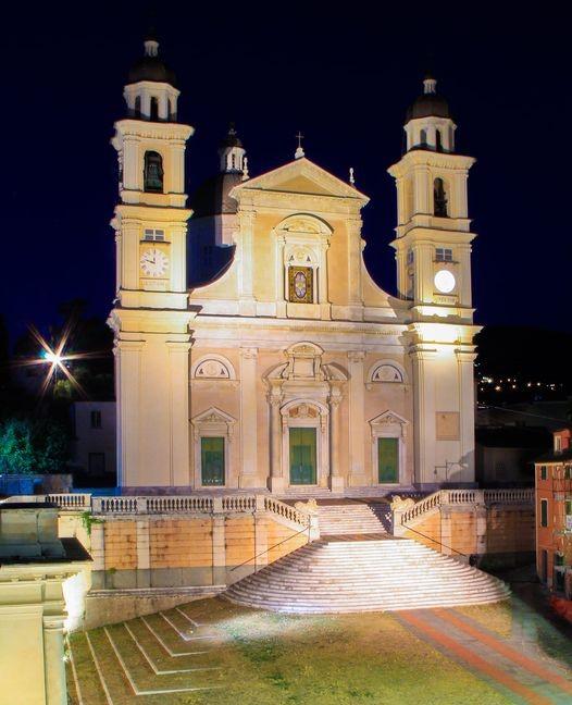 Lavagna, Basilica di Santo Stefano