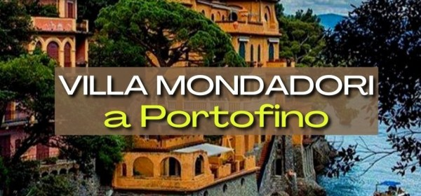 Villa Mondadori a Portofino