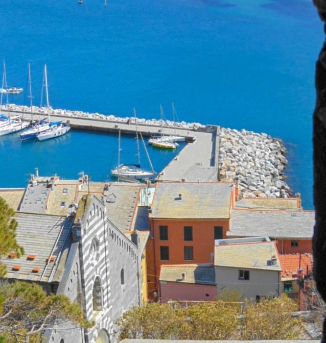 Castello dei Doria a Portovenere