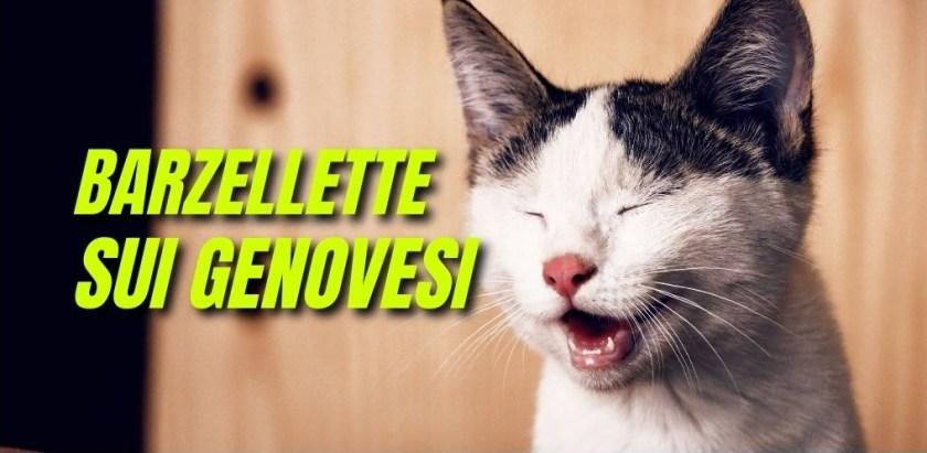 Dialetto Genovese-barzellette sui Genovesi