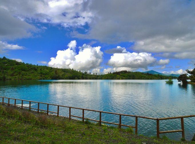 Lago di Giacopiane a Borzonasca