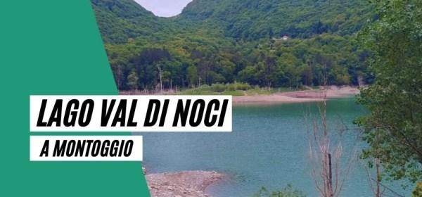 Lago Val di Noci , Montoggio