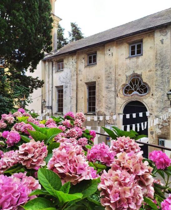 Rapallo, Oratorio dei Bianchi