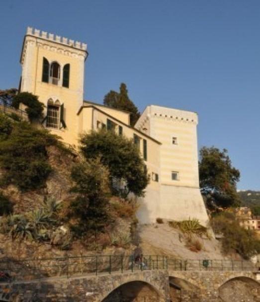 Zoagli, Castello Canevaro, Torre di Ponente