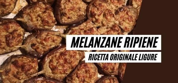 Melanzane ripiene, ricetta originale