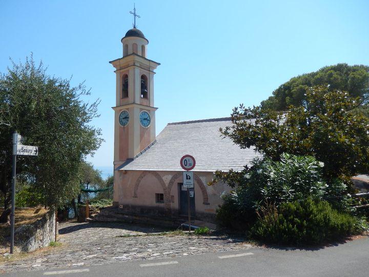 Zoagli, San Pantaleo