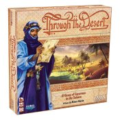 Nuova edizione di through the desert