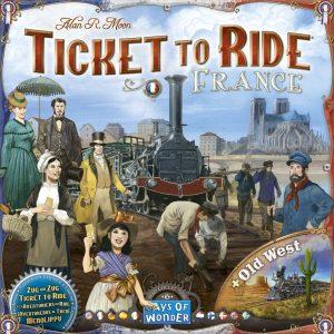 Espansione TIcket to Ride