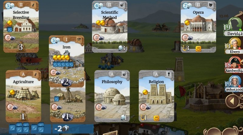 Through the ages app