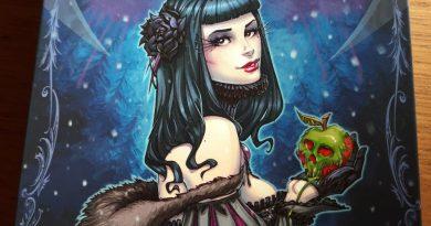 Dark Tales Biancaneve