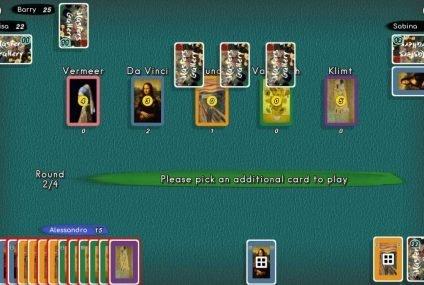 Wheeler Games presenta l'applicazione di Master Gallery