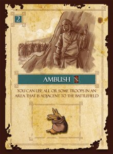 carta Ambush - Anno Urbis
