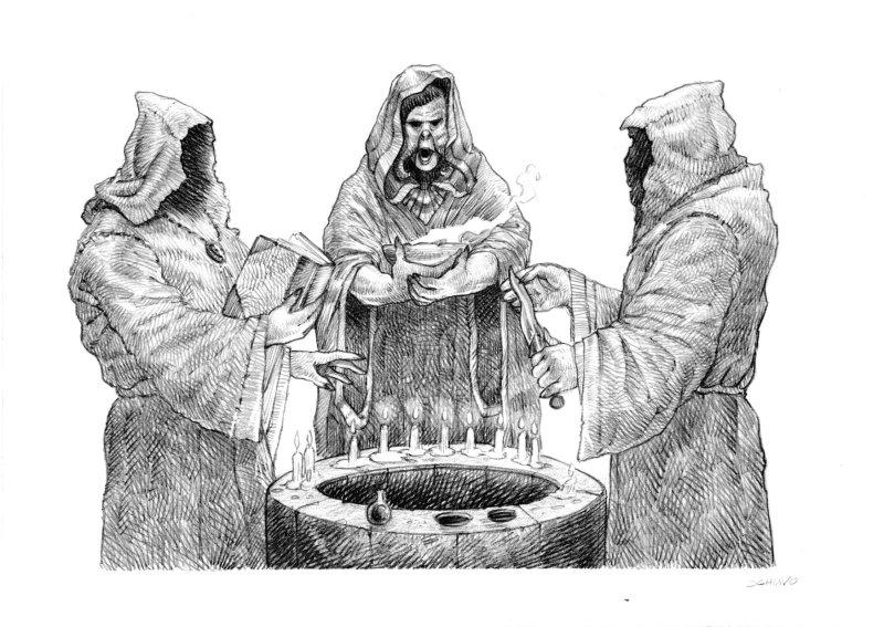 The-necronomicon-cultisti