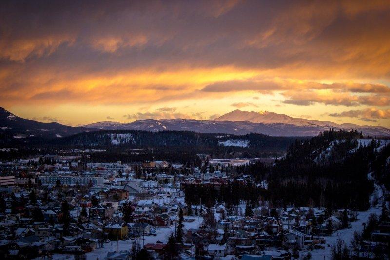 Whitehorse-Yukon