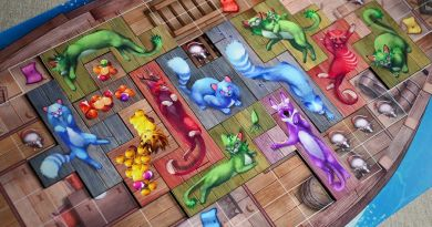 The Isle of Cats – Anteprima