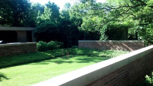 Highland Park Rear Courtyard