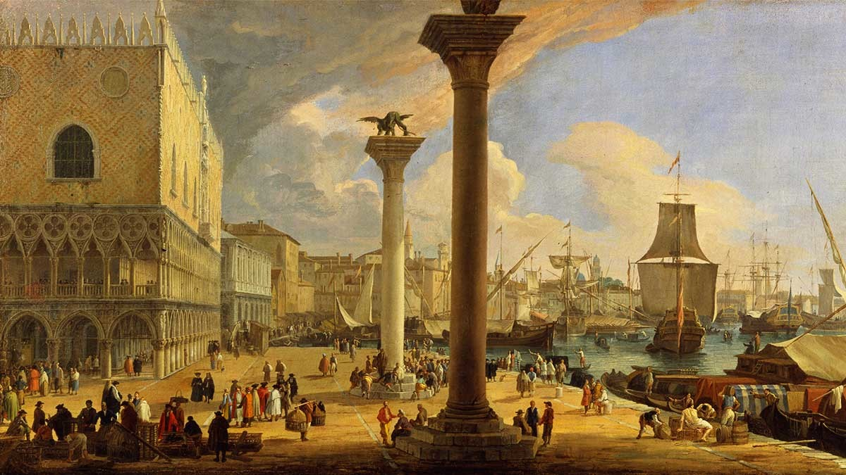 Why Innovators Should Study the Rise and Fall of the Venetian Empire