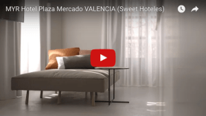 VIDEO HOTEL PLAZA MERCADO