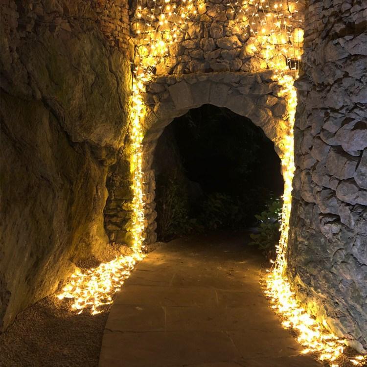 CORTINAS LED Iluminaciones Rosete