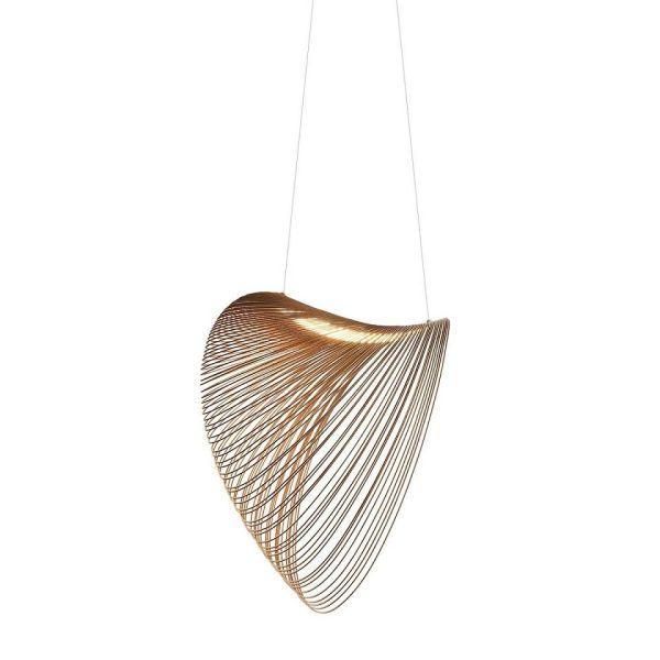 Colgante Lámpara de diseño sustentable Illian
