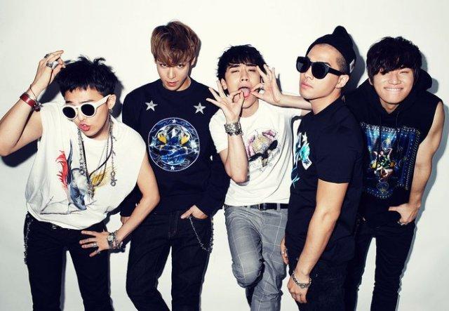 big bang antara kumpulan kpop paling terkenal di dunia 112
