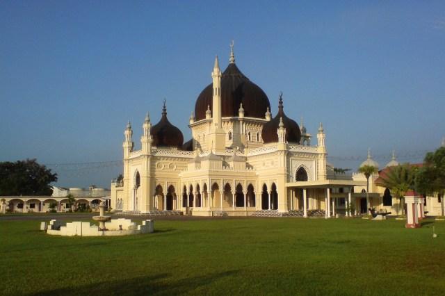 masjid zahir kedah