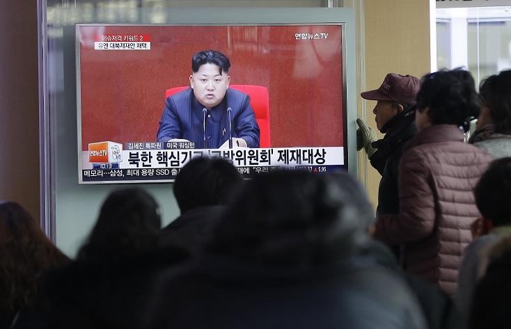 tv korea utara