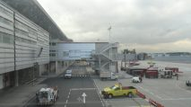 """Aeroporto """"El Dorado"""" Bogotá Colômbia AVIACA Conexões Escala Panama"""