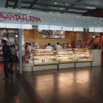 Bar restaurante comida Colômbia Aeroporto
