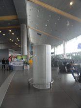 """Portão sala espera Aeropuerto """"El Dorado"""" Bogotá Colômbia 17"""